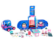 New Lol Surprise Omg 4-in-1 Glamper Fashion Camper With 55+ Surprises