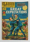 Charles Dickens / Classics Illustrated No 43 Great Expectations 1st Edition 1947