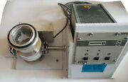 Pfeiffer Balzers Tph 062 Turbomolecular Pump Tcp 121 Controller W/ Cables Tested