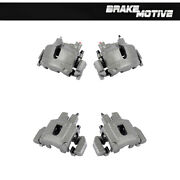 Front And Rear Oe Brake Calipers For 1999 2000 2001 20002 Jeep Grand Cherokee