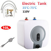 Whole Home Electric 10l Tank Hot Water Heater Kitchen Bathroom 95℉--167℉110v