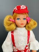 Vintage Skipper Doll  Dramatic Living Doll  Outfit 1736 - Minty