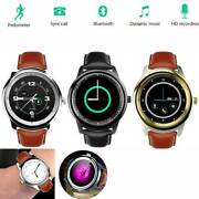 Bluetooth Sport Smart Watch Fitness Tracker For Iphone Samsung S20 S10 S9 Plus