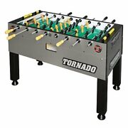 Tornado Tournament 3000 / T3000 / T-3000 Foosball Table With 3-man Goalie New