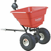 Earthway Broadcast Tow-behind Spreader-80-lb Cap 2050tp