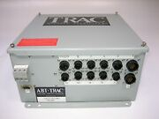 Abt Trac 24vdc 2-fin Stabilizer Servo Control Box 28111 - For Parts Only