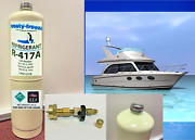 For Dometic Marine Air Conditioner Refrigerant R417a Large 28 Oz. Can R-417