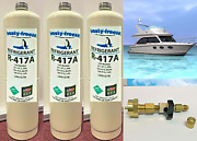 For Dometic Marine Air Conditioner Refrigerant R417a3 Large 28 Oz. Cans