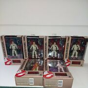 Ghostbusters Plasma Series Set Of 6action Figures Build A Ghost Vinz Clortho