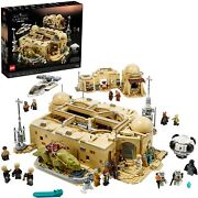 Lego 75290 Star Wars Mos Eisley Cantina With 21 Minifigures - New Sealed Box
