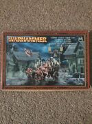 Warhammer Vampire Counts Corpse Cart, Games Workshop Miniature, Opened, Boxed