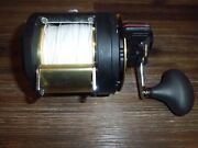 Shimano Tld 2 Speed 20a Conventional Big Game Reel