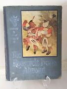 Rare Antique Book Teddy B And Teddy G The Roosevelt Bears Abroad 1908