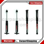 4 Focus Auto Parts Shock Absorber Front Rear For Chevrolet C1500 Suburban