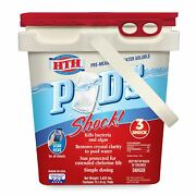Hth Shock Pre-measured Water Soluble Pods For Pools 5.625 Lb 15 Ct