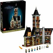 Lego 10273 Creator Hunted House With Minifigures - New Sealed Box