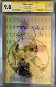 Do You Pooh Cgc9.8 Signed Mcfarlane Planet Awesome Variant Amazing Spiderman 300