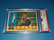 1960 Topps Roberto Clemente Baseball Card 326 Psa 7 Nm Just Came Back From Psa