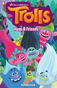Trolls Graphic Novels 1 Hugs And Friends By Dave Scheidt Used