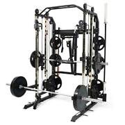 Monster Rack System Force Usa G3 Trainer Power Gym Smith Machine In Stock New