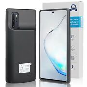 5200mah Battery Charger Case For Samsung Galaxy Note 10 10+ Backup Charger Cover