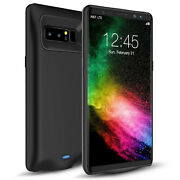 For Samsung Galaxy Note 8 5500mah Battery Charger Back Case Backup Charger Cover