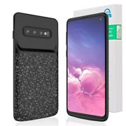For Samsung Galaxy S10 S10e 4700mah / S10+ 5000mah Battery Charger Back Case