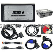 Inline 6 Data-link Communication Adapter Kit Diagnostic Tool Inline6 For Cummins
