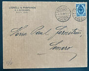 1904 Kuopio Finland Russia Occupation Commercial Cover To Somero