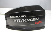 2190-9163a20 Mercury Mariner Outboard Top Engine Motor Cover Cowl 99-06 20-25 Hp