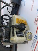 1992 Cadillac Allante Abs Master Cylinder Booster Assembly Pump