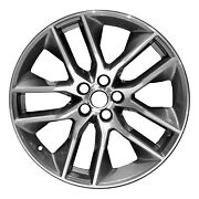 Reconditioned Oem 20x9.5 Alloy Wheel Machined W/charcoal 560-10039