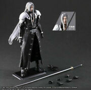 Final Fantasy Vii Remake Play Arts Kai Sephiroth Pre-order Us Seller Square Enix