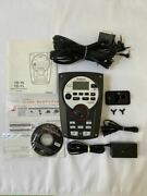 Roland Td-11 Drum Sound Module V-drum W/power Cable Mount From Japan Used