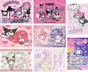 Posters Manga Decor Live Room Bedroom Anime One Size Kuromi And My Melody