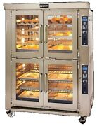 Ja20 And Ja28 Jet Air Convection Ovens By Doyon/nu-vu