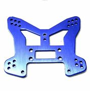 88302 Alloy Rear Shock Tower Plate X 1 Blue 1/8 Scale Spares Parts Hsp