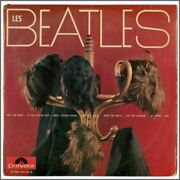 The Beatles 1964 Les Beatles Polydor Lp 45 900 Wig Cover France