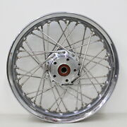 Victory Motorcycle Used Front Wheel 5132864 2001-06 Cruiser Dlx Touring Classic