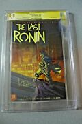 Tmnt The Last Ronin 1 Santolouco 125 Cover Signed By Kevin Eastman Cgc 9.9