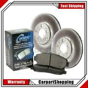 Centric Parts Front 3 Of Disc Brake Pad Set Disc Brake Rotors For 3200 3300