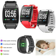 Waterproof Fitness Tracker Heart Rate Monitor Smart Watch For Samsung Iphone