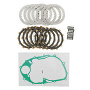 Clutch Plate And Gasket Kit 3b6-w001g-00-00 Fit For Yamaha V Star 650 1998-2011