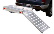 88133 Husky Towing 2 Receiver Hitch Mount 50l Wheelchair Carrier W/ 500lb Cap