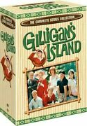 Gilligans Island The Complete Series Collection Dvd 2011 17-disc Set