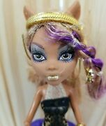 Monster High Clawdeen Wolf Doll 13 Wishes Flawed Hands