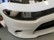 Dodge Charger Daytona 2015-2019 Oem Complete Front Bumperin Mint Condition