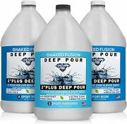 Epoxy Resin Crystal Clear-deep Pour 2 Inch Art Epoxy Casting Resin-3 Gallon And