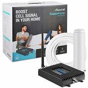 Surecall Fusion4home Cell Phone Signal Booster For Home And Office | Verizon, At