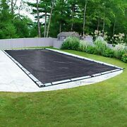 Robelle 362545r Economy Winter Pool Cover For In-ground Swimming Pools 25 X 4...